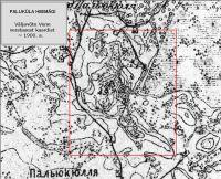 Verstane kaart, ~1900. a.