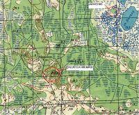 Palukyla Hiiemägi ja Järvehiis 1970?Topograafiline kaart 1: 50 000180 MB