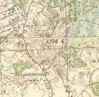 Palukyla Hiiemägi 1947?Topograafiline kaart 1: 25 000125 KB